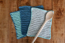 Load image into Gallery viewer, Everyday Dishcloth: Crochet PATTERN