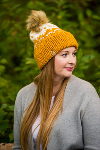 Mustard Mission Hill Toque