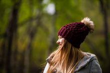 Load image into Gallery viewer, Design Your Own: Puff Stitch Toque