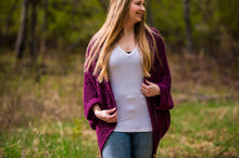 Load image into Gallery viewer, Lacombe Park Shrug: Crochet PATTERN