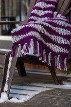 Load image into Gallery viewer, Cadence Blanket: Crochet PATTERN