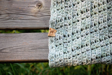 Load image into Gallery viewer, Succulent Infinity Scarf Crochet PATTERN