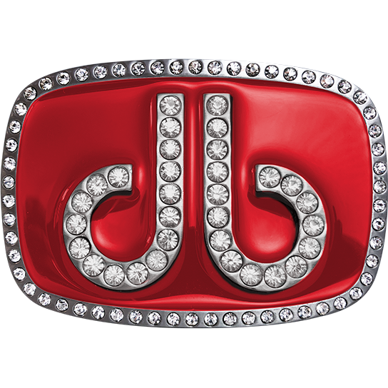 Druh Db Diamante Red Buckle