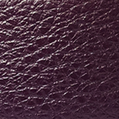 Purple Full Grain Texture Leather Belt