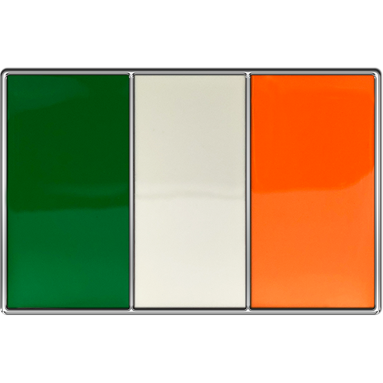Ireland Country Flag Buckle