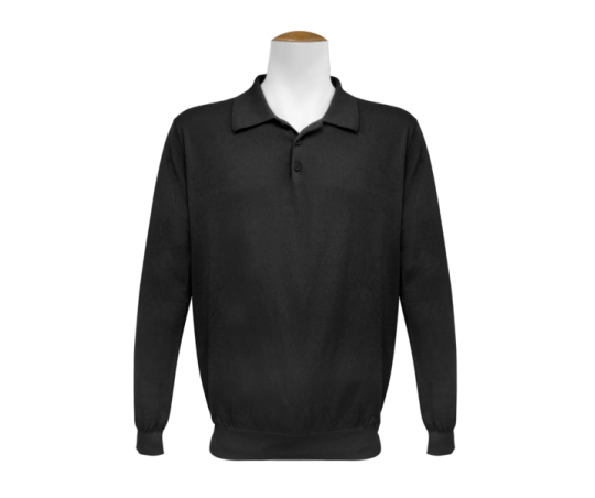 Long Sleeve Jumper - Black