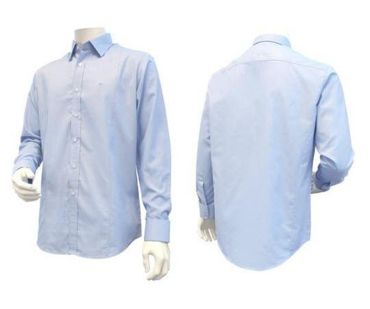 Business Shirt - Baby Blue