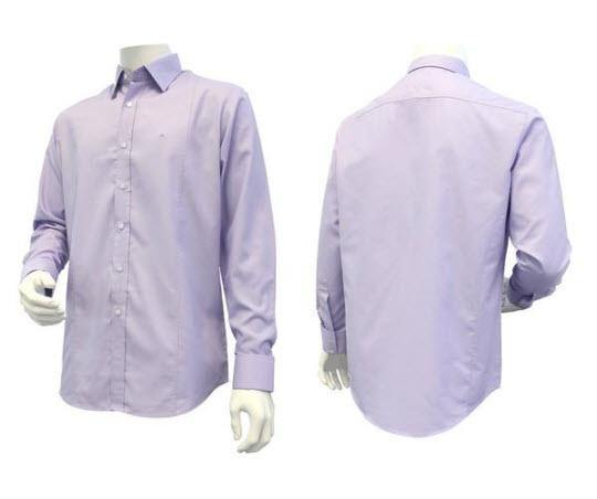 Business Shirt - Lavendar