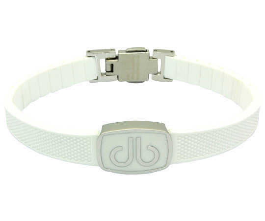 Elegant Players Ion Bracelet White