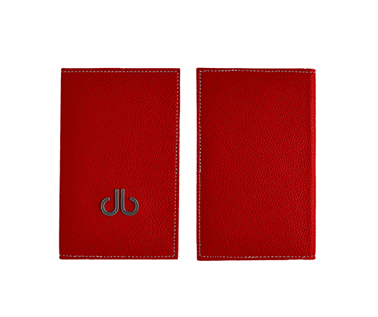 Red Scorecard Holder