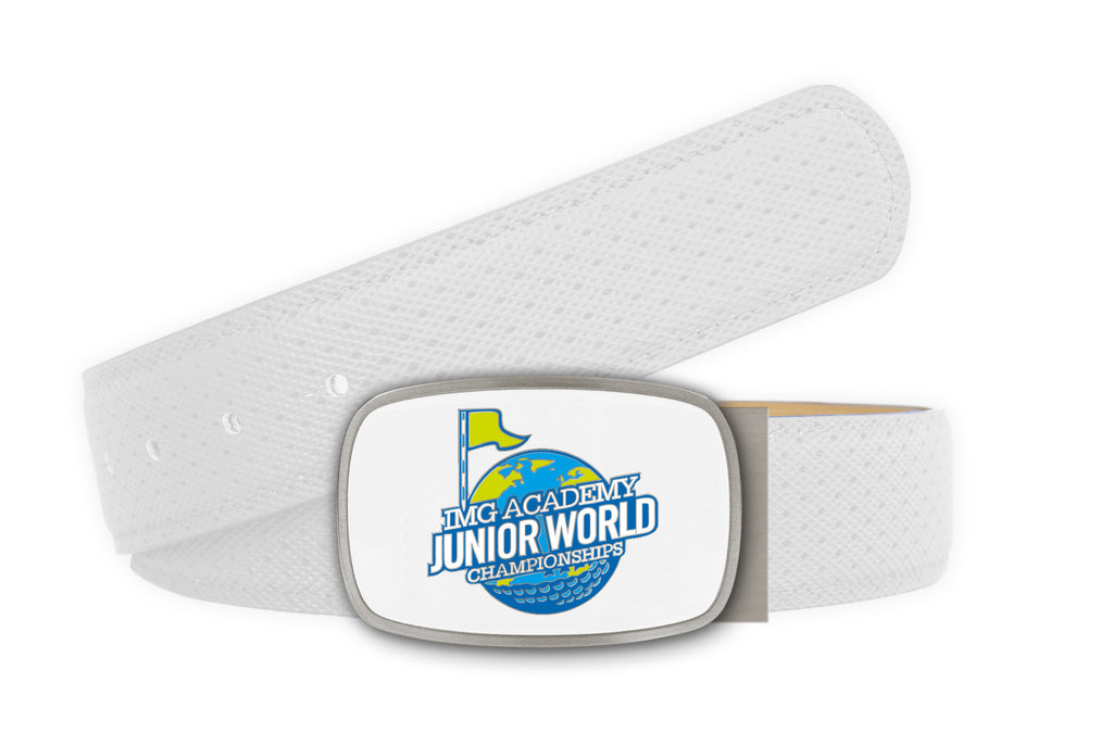Junior World Championships commemorative belt