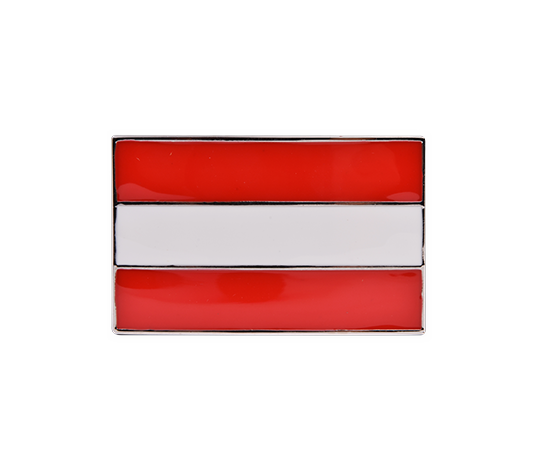 Austria Flag Buckle