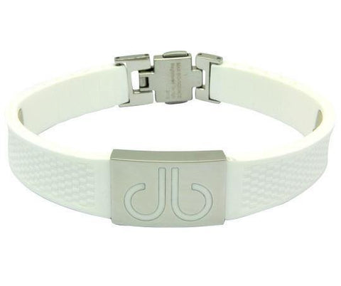 Classic Players Ion Bracelet in White