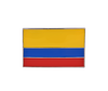 Colombia Flag Buckle