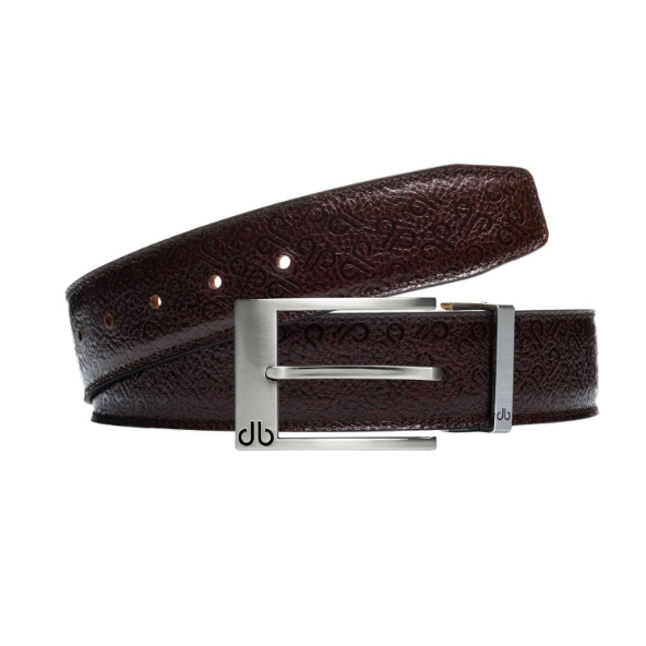 Handmade Italian Leather DB Icon Belt – Limited Edition - Customer's Product with price 399.00 ID 7L-a13bNkHK4hHwlZ7B9Ma-l