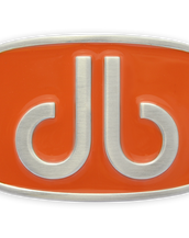 Orange Big Buckle