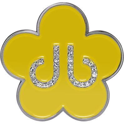 Yellow Flower Buckle