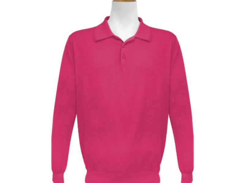Long Sleeve Jumper - Magenta