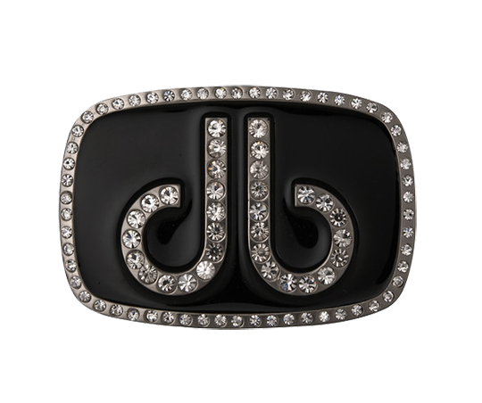 Druh Db Diamante Black Buckle