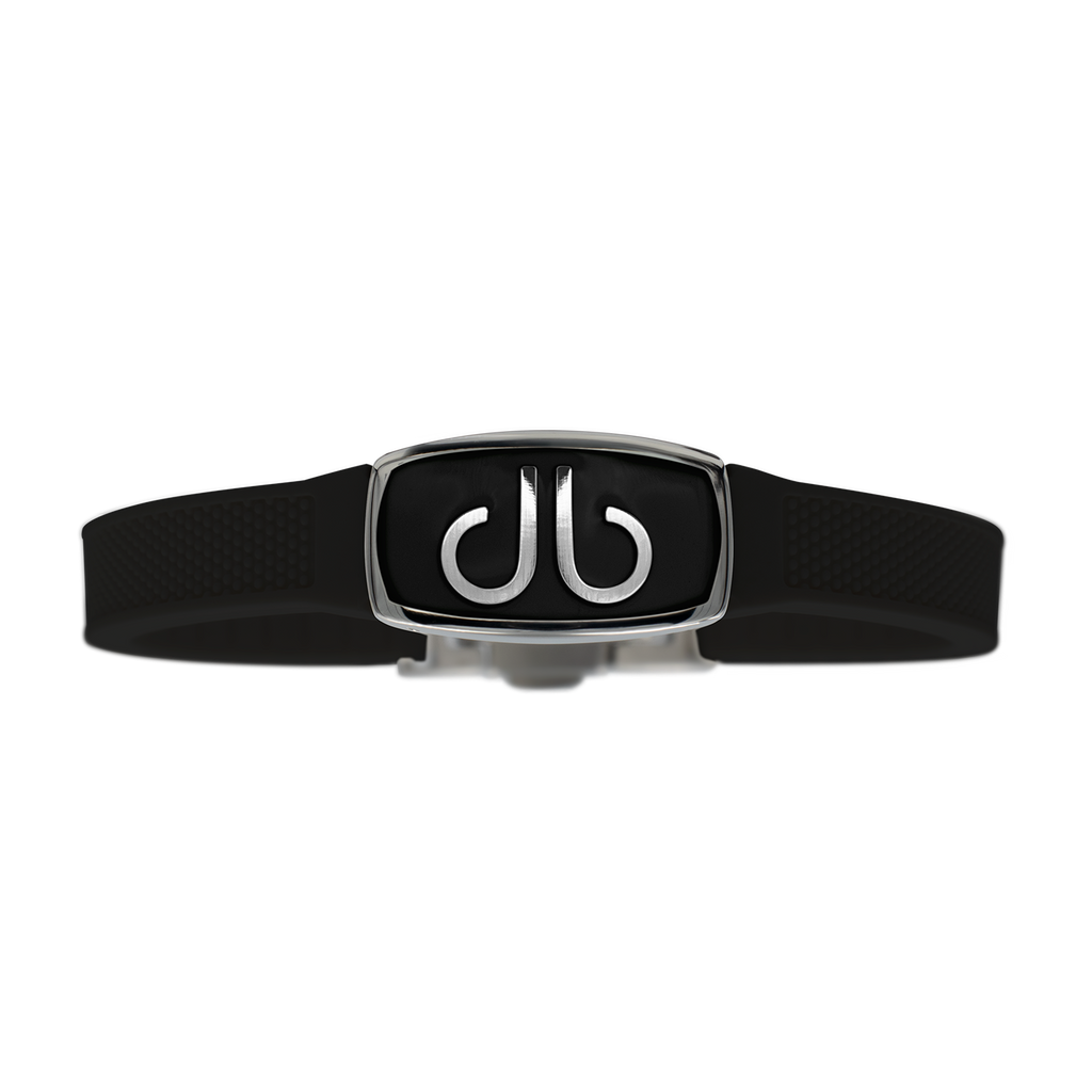 Classic Players Ion Bracelet in Black