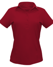 DB01 Red Polo Shirt