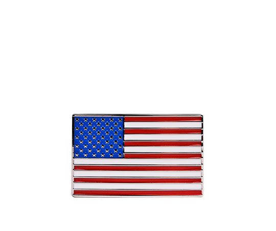 USA flag Buckle