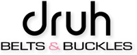 Druh Belts and Buckles