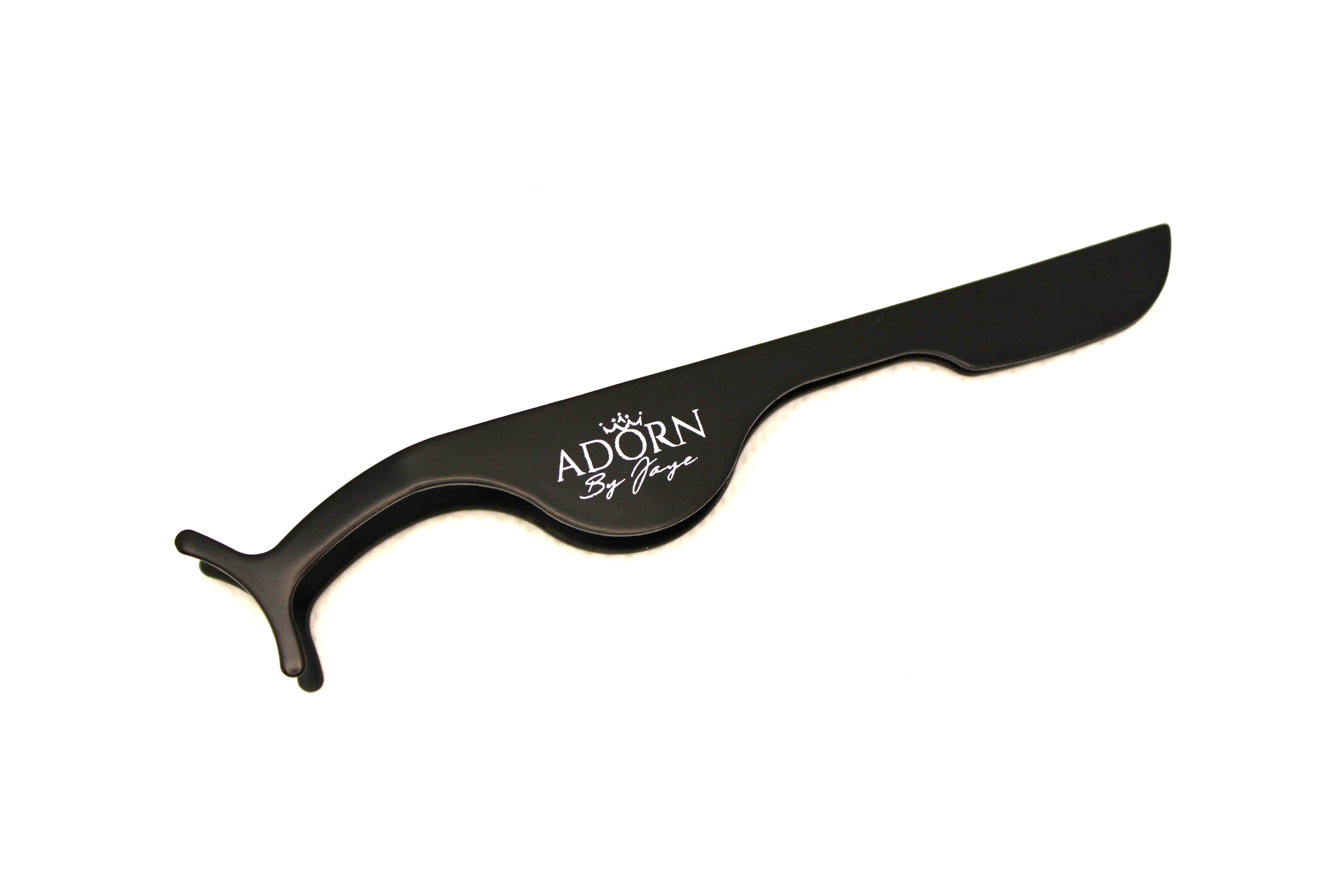 Lash Application Tweezers Stainless Steel - ADORN by Jaye