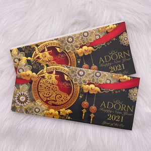 New Year Palette- Year of the Ox 2021 - ADORN by Jaye