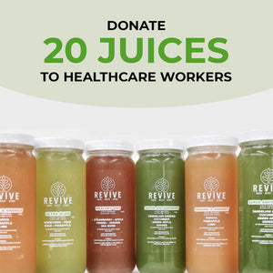20 Juice Pack Donation