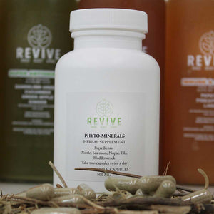 Phyto-Minerals Herbal Supplement - 1 Month