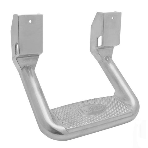 BULLY AS-600S Aluminum Polished Side Step - Single
