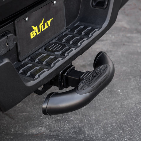 BULLY BBS-1102 Black Hitch Mount Utility Step