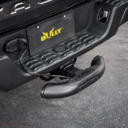 BULLY BBS-1104L Black LED Hitch Mount Utility Step