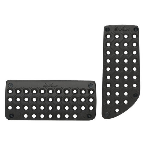 BULLY BBS-2101 Black Sport Truck Pedal Pads