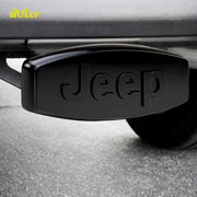 BULLY CR-005BK Black Licensed Jeep Hitch Cover