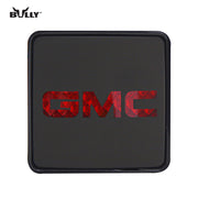 BULLY CR-007G Licensed GMC Hitch Cover with Brake Light