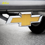 BULLY CR-132 Licensed Chevrolet Bowtie Hitch Cover