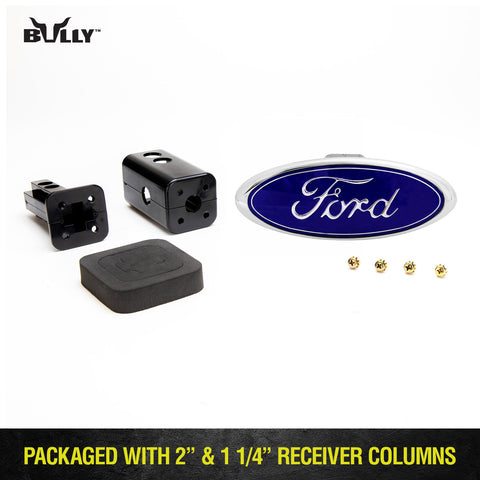 BULLY CR-211 Licensed Ford Hitch Cover
