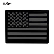 BULLY CR-765S Subdued American Flag Hitch Cover
