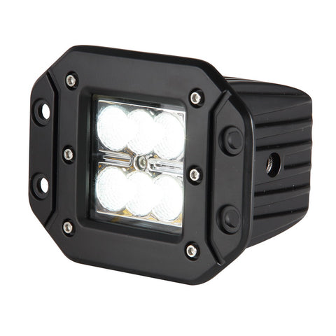 "PLX PL-9738P 3"" LED Cube with Bezel"