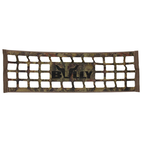 BULLY TR-08 Tailgate Net with Camo Design