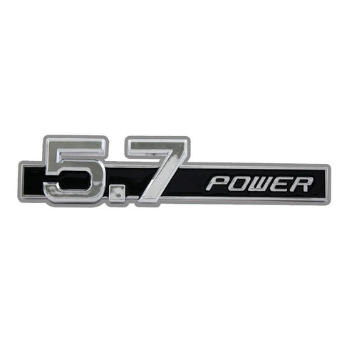 BULLY TT-104 5.7 Power Emblem