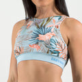 Top H MINTY Croptop | High Support Sports Bra
