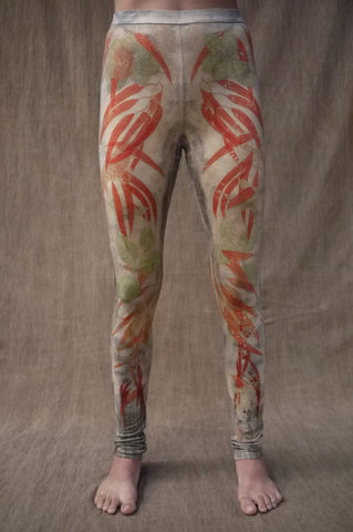 Woodswalker Leggings in Fruitvale Flora