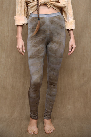 Woodswalker Leggings in Fossil