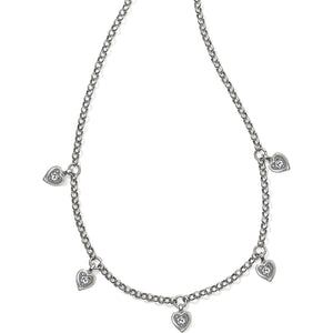 Meridian Love Notes Station Necklace