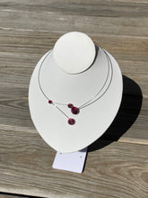 Load image into Gallery viewer, Kristina Fuchsia Necklace