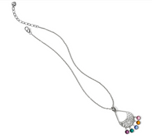 Load image into Gallery viewer, Elora Gem Drops Necklace