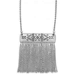 Marrakesh Long Tassel Necklace